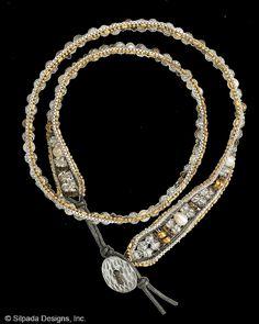 Layers of Luxury Wrap Bracelet | Jewellery by Silpada Designs