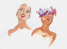 Ilustração 2014 por Melissa Cruz