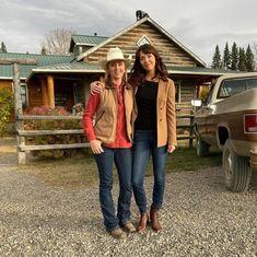 Heartland Season 11, Heartland Actors, Heartland Quotes, Heartland Ranch, Heartland Tv Show, Hard Working Women, Working Woman, Spencer Twin, Chesapeake Shores