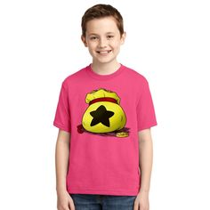 Animal Crossing Items Youth T-shirt