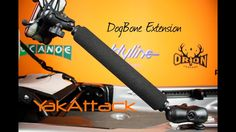 The YakAttack Dog Bone floating extension arm is full of possibilities and configurations. When combined with the rest of the YakAttack rigging platform, it's a powerful tool that opens up a lot of options for positioning gear. Compatible with RAM® ball and socket mounting system. Connectors not included.