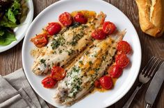 Sole Fish: 4 Reasons to Avoid This Flatfish + Healthier Alternatives, Grilling Recipes, Fish Recipes, Seafood Recipes, Healthy Recipes, Sole Recipes, Sole Fish, Classic French Dishes, Superfood Salad, Grilled Fish