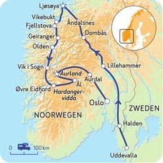Lillehammer, Alesund, Holidays In Norway, Bergen, Camper Caravan, Oslo, Hiking Trails, Finland, Places To Visit