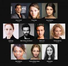 The Witcher Netflix Season 1 Cast