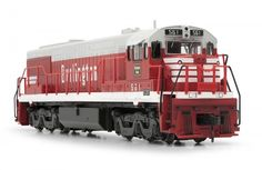 Arnold Burlington CB/&Q GE U25C Diesel DCC Ready #553 #561 N Scale Locomotives