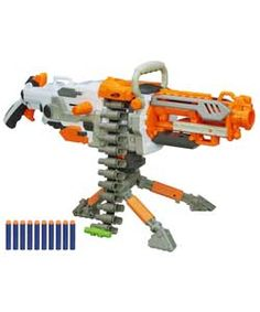 Nerf N-Strike Elite Havok Fire EBF-25 Blaster.