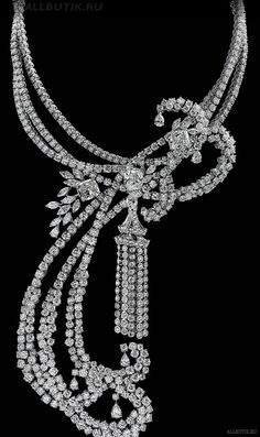 Miss Meadows' Pearls: Boucheron