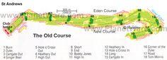 St.Andrews - Floor plan map