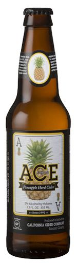 Ace Pineapple Cider--tried this last night at Yard House and it was DELICIOUS!!!