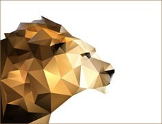 Polygonal Art Illustration
