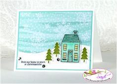 stampin up holiday home halloween - Google Search