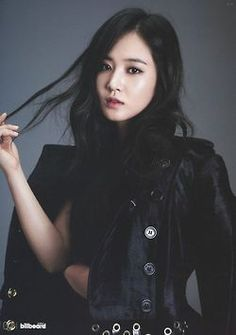Yuri SNSD ★ Girl Generation for Billboard Magazine