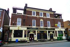 Ivy House, Stuart Road, London SE15.  Peckham Pub facing imminent closure  I must go and save the Peckham Pub!!!!