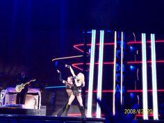 Madonna singing beat goes on