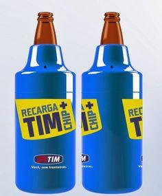 TIM - brindes