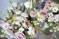 beautiful pastel wedding bouquets ~ we ❤ this! moncheribridals.com