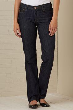 Fair Indigo Fair Trade Straight Leg Jeans