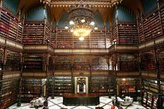 Real Gabinete Português de Leitura, Rio de Janeiro