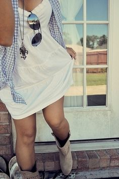Country cute