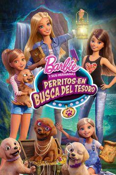 Barbie y Sus Hermanas - Perritos en Busca del Tesoro | BukerMovies