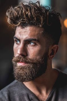 Mens Short Curly Hairstyles, Permed Hairstyles, Haircuts For Men, Short Hair Cuts, Hairstyles Men, Business Hairstyles, Guys Curly Hairstyles, Men's Haircuts, Modern Haircuts
