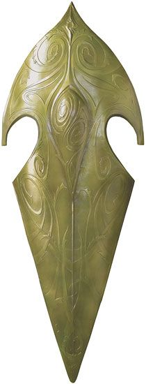 Elven Warrior Shield | Lord of the Rings Weapons