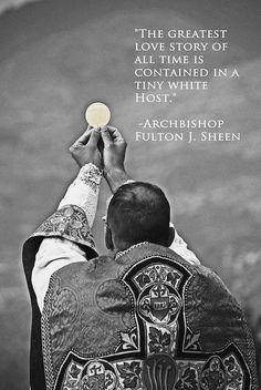 Archbishop Fulton J Sheen Religion Catolica, Catholic Religion, Catholic Quotes, Catholic Prayers, Catholic Saints, Religious Quotes, Roman Catholic, Adoration Catholic, Catholic Art