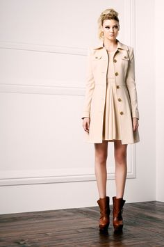 Lovely outfit from Rachel Zoe from Fall/Winter 12-13