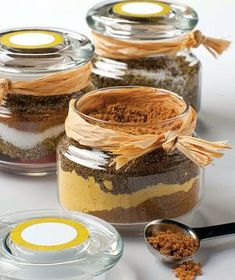 Barbeque rub - Recipe + Gift Idea. Nice gift for a man.
