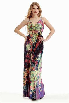 Keiki Bodacious Maxi Dress