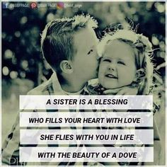 Tag-mention-share with your Brother and Sister