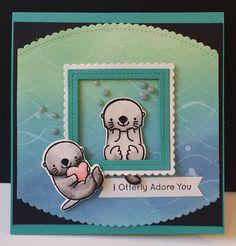 DJ's Creations: Otter Love