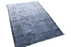 Vintage vloerkleed, grijs, 251cm x 175cm