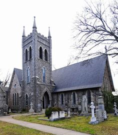 Church of the Advent in Spartanburg County, South Carolina.