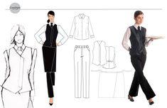 adult shape-asain inspired Spa Uniform, Hotel Uniform, Clinic Logo, Beauty Clinic, Work Uniforms, Uniform Design, Corporate, Designs For Dresses, Apron Dress