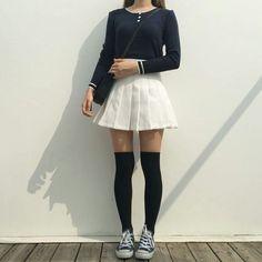 15 Chicas a las que les puedes copiar su look con falda skater
