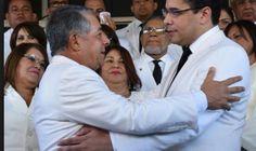 1800 millones de pesos le dejó Roberto Salcedo a Collado, Pero en Deudas.