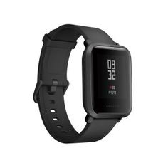 Amazfit Bip Smart Watch Heart Rate Monitor Fitness Tracker with GPS for Sports Activity Router Water Resistant Bluetooth Smart Wrist Support iOS Android for Kids Men Women /Onyx Black US Version: Computers & Accessories Smart Watch Shop, Smart Watch Price, Yes Band, Display Technologies, Heart Rate Monitor, Display Screen, Fitness Tracker
