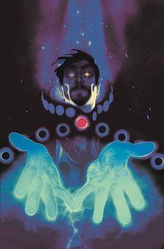 Doctor Strange - Frazer Irving
