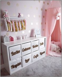 27 Pretty Kids Room Ideas That Are Beyond Chic You are in the right place about pretty girl swag Here we offer you the most beautiful pictures about the pretty girls with braces you are looking for. When you examine the 27 Pretty Kids Room[. Baby Bedroom, Baby Room Decor, Baby Girl Bedroom Ideas, 6 Year Old Girl Bedroom, Ikea Girls Bedroom, Bedroom Decor For Kids, Kids Decor, Small Girls Bedrooms, Bedroom Hacks
