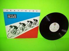 Kraftwerk – Tour De France 1983 Vinyl 12