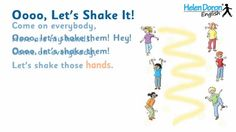 Kids learn English through popular and original songs with the Helen Doron Song Club. Your children will enjoy the brightly colored animations and videos, wh. Fun Songs, Kids Songs, Helen Doron, Original Song, Learn English, Kids Learning, Language, Let It Be, Children