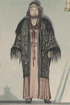Kathy Bates as bearded lady Ethel Darling