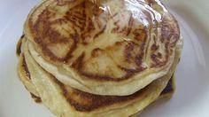 Casein and Gluten Free Almond Pulp Pancakes