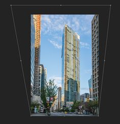 Use Photoshop to Correct Perspective Distortion of Buildings in Your Images