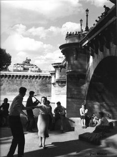 Yves Manciet Paris 1950s