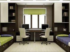 Bedroom Furniture Design, Kids Interior Room, Studio Room Design, Small Room Design, Room Design Bedroom, Kids Room Interior Design, Small Room Bedroom, Living Room Furniture Layout, Aesthetic Bedroom