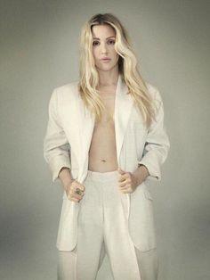 Ellie Goulding in 2020 Coachella Celebrities, Girl Celebrities, Celebs, Ellie Golding, Jasmine Thompson, Brooklyn Beckham, Fishnet Top, Power Dressing, Glamour