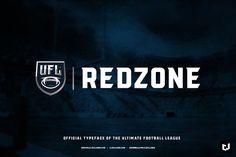 Redzone – The UFL Project by cjzilligen on @creativemarket