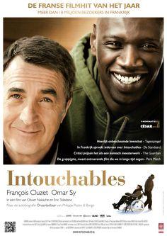 Intouchables: Op feiten gebaseerd komisch drama over een Senegalese jongen die de persoonlijk verzorger wordt van een fysiek gehandicapte Franse miljonair. Wat een prachtige film!